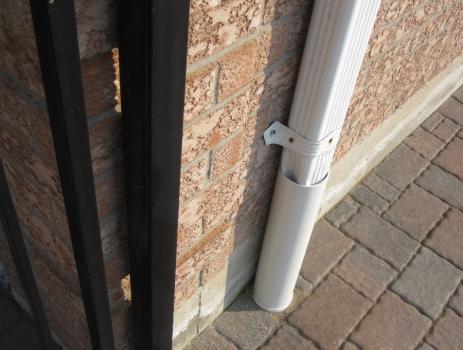 how to kill weeds in interlocking brick driveway